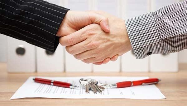Hợp đồng mua nhà chung cư